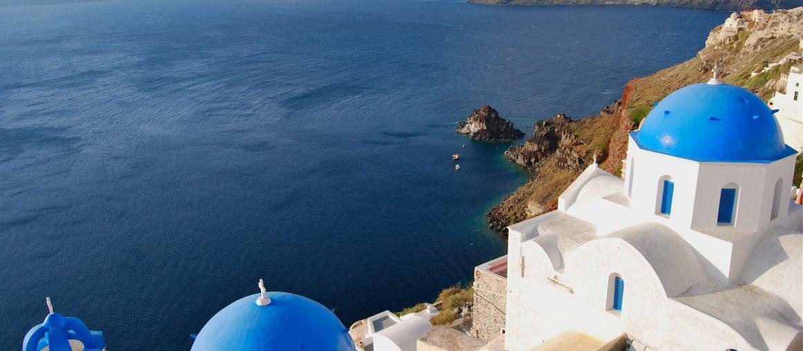 Luglio a Santorini