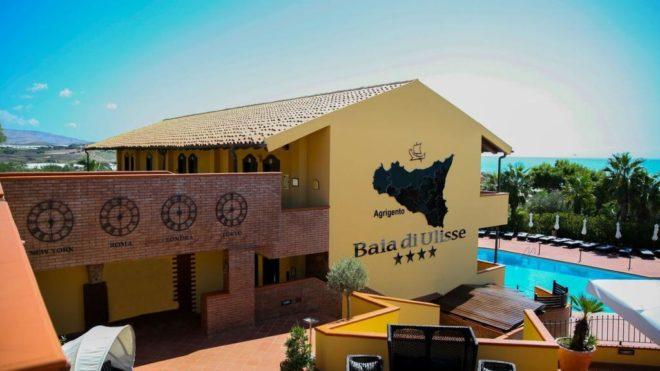 Hotel Baia di Ulisse 4* Wellness & Spa