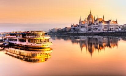 Crociere Fluviali lungo il Danubio Blu