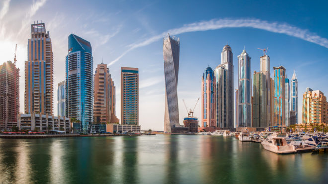 DUBAI & SEYCHELLES