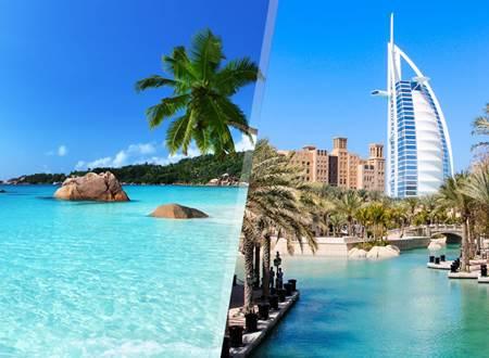 Viaggio di nozze - Dubai e Maldive