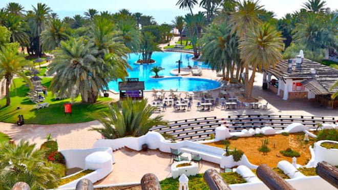 Palmyra Acquapark  - Tunisia