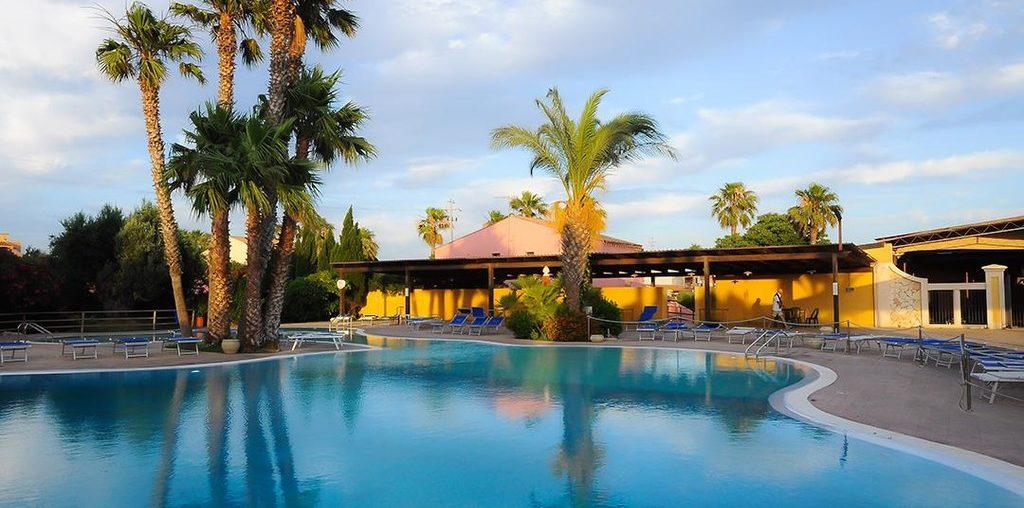 Delfino Beach Hotel 4* -Marsala