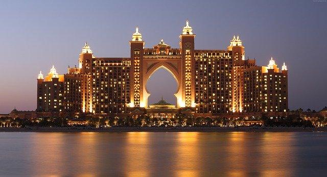 25 Aprile 2020 - Dubai